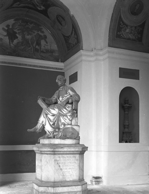 Posizione Quadriportico: lato destro, arcata VI