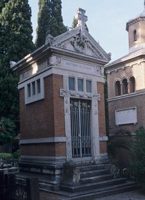 Posizione Altopiano Pincetto: v.le delle Cappelle, riquadro 58
